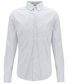 BOSS Men's Mabsoot Slim-Fit Shirt