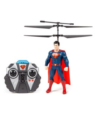 Dc Comics Superman 2CH Ir Flying Figure Helicopter