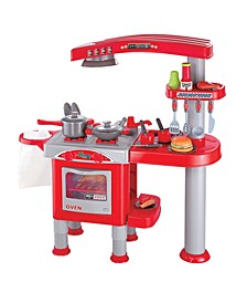 Kid's Kitchen 40 Piece Playset