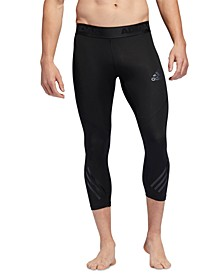 Men's Alphaskin Cropped Training Tights
