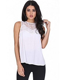 Women's Crochet Top