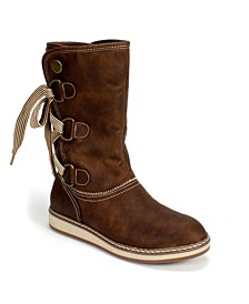 Tivia Cold Weather Boots