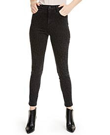 Ashley High-Rise Ankle Skinny Jeans