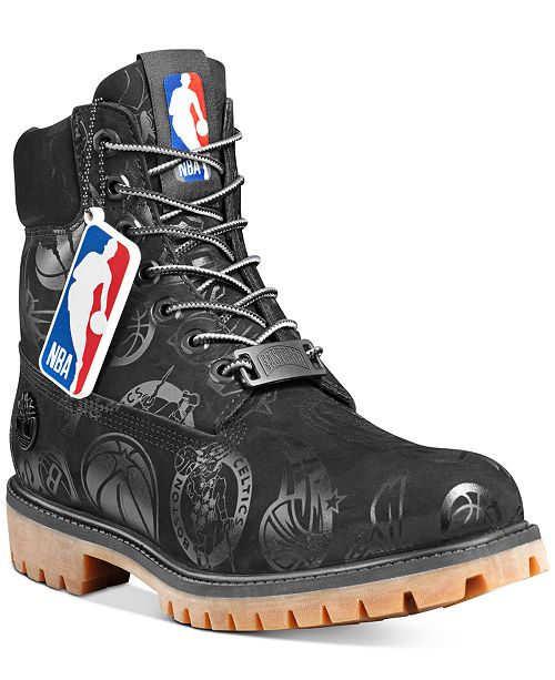 Timberland Men's NBA East vs. West Boots & Reviews All