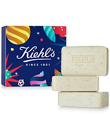 Kiehl's Since 1851 3-Pc. Fatigue Scrubbers Gift Set