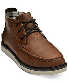 Men's Waterproof Chukka Boots