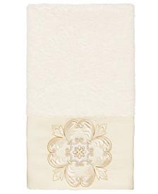 100% Turkish Cotton Alyssa Embellished Hand Towel