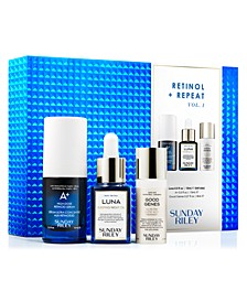 3-Pc. Retinol + Repeat Set