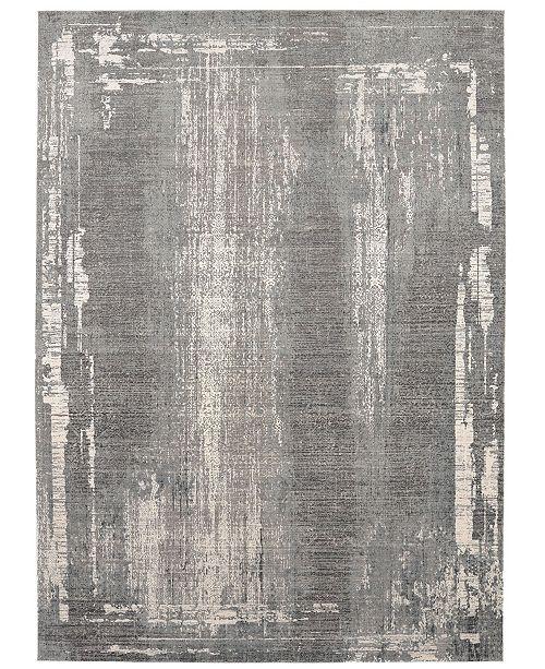 Karastan Tryst Milan Gray 9' x 12' Area Rug