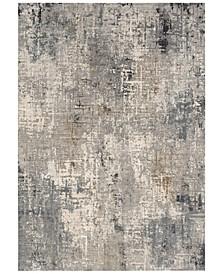 Tryst Marseille Gray 2' x 3' Area Rug