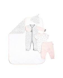 Gertex Dream Infant Girls 5 Piece Take Me Home Set
