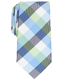 Nautica Pacific Plaid Tie