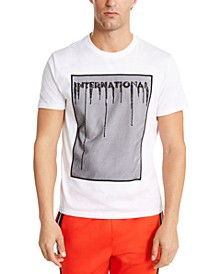 INC Men's Big & Tall Bensi Graphic T-Shirt, Created For Macy's
