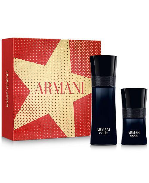 Armani Men's 2-Pc. Armani Code Eau de Toilette Gift Set