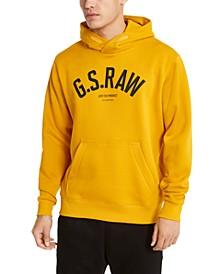 Men's Ashor Hooded Logo Sweater