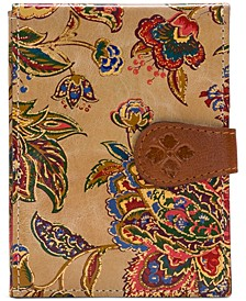French Tapestry Passport Case
