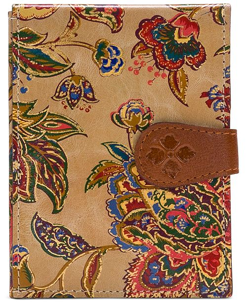 Patricia Nash French Tapestry Passport Case