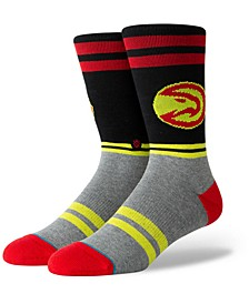 Atlanta Hawks City Gym Crew Socks