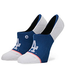 Women's Los Angeles Dodgers Invisible No Show Socks