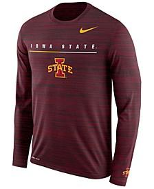 Men's Iowa State Cyclones Velocity Travel Long Sleeve T-Shirt