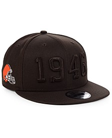 Cleveland Browns On-Field Alt Collection 9FIFTY Snapback Cap