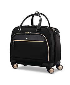 Mobile Solution Mobile Office Softside Carry-On Spinner