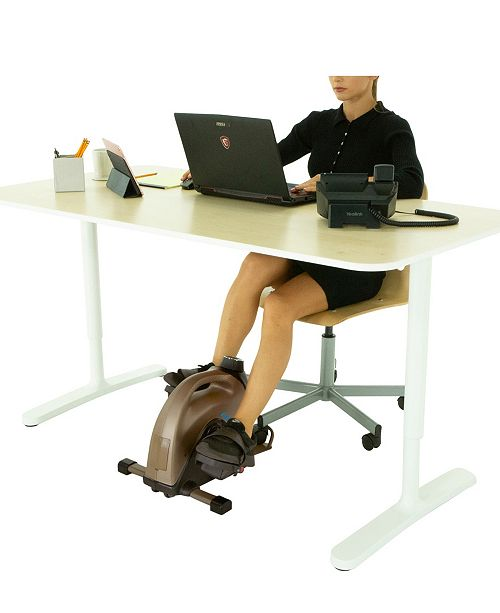 Wondrous 900 Exerwork Bluetooth Under Desk Exercise Bike Short Links Chair Design For Home Short Linksinfo