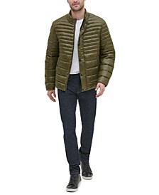 Men's Packable Quilted Jacket