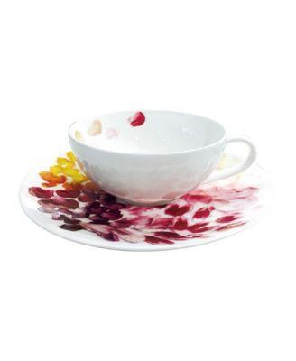Petals Cup & Saucer