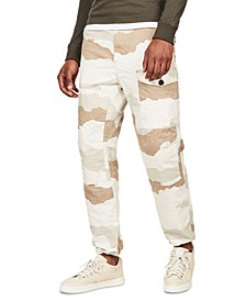 Men's Torrick Relaxed-Fit Camouflage Canvas Pants