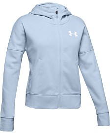 Under Armour Girls' Rival Full Zip