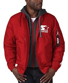 Men's Aviator Logo Jacket