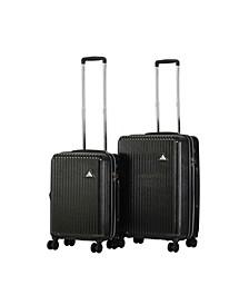 Triforce Sobe 2-Piece Brushed Texture Luggage Set