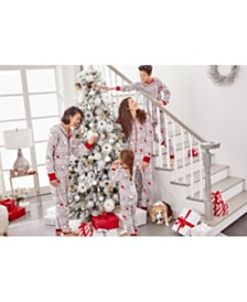 Matching Family One-Piece Pajamas, Polar Bear Created For Macy's