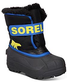 Little Girls Snow Commander Boots