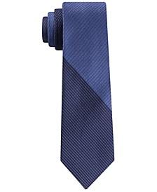 Men's Panel Stripe Tie