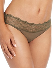 Women's Star Quilt Bikini Underwear QF5473