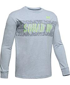 Boys' Squad Up Long Sleeve T-shirt
