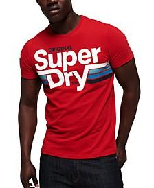 Men's Short Track Logo Graphic T-Shirt