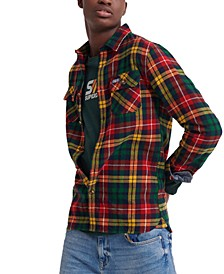 Men's Classic Plaid Lumberjack Shirt