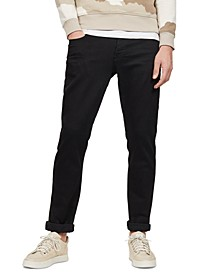 Men's 3301 Straight-Fit Jeans, Created For Macy's