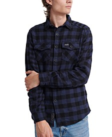Men's Buffalo Flannel Shirt