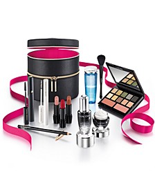 Holiday Beauty Box - Only $68 with any $39.50 Lancôme Purchase (A $460 Value!)