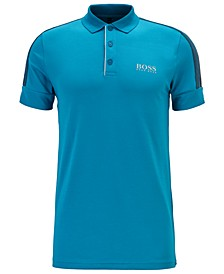 BOSS Men's Paule Pro 2 Slim-Fit Golf Polo Shirt