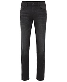 BOSS Men's Charleston BC Extra-Slim-Fit Jeans