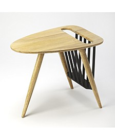 Lowery Magazine Table
