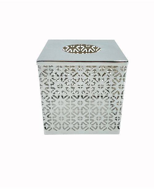 Popular Bath Gotham Tissue Box