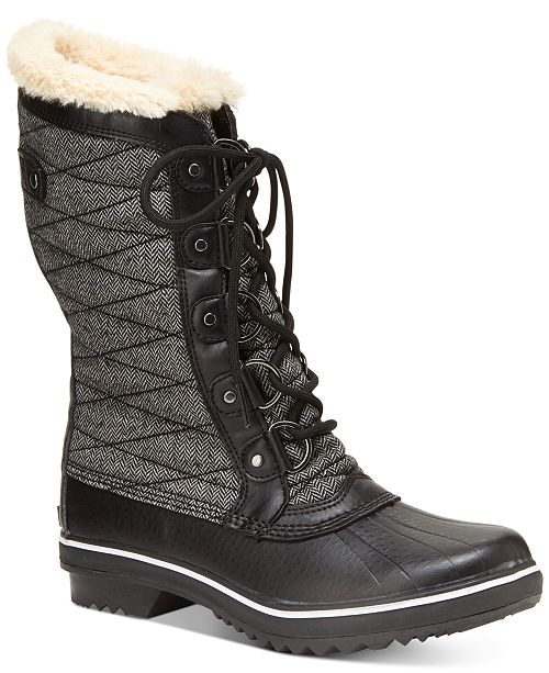 JBU by Jambu Women's Lorna Encore Winter Boots