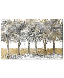 "Everything Blessed Forest Canvas Art - 24"" x 36"" x 1.5"""
