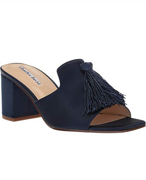 Charles David Collection Chia Mules